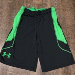 Under Armour Elastic Waistband Youth Boys Shorts